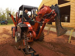 Ditch Witch RT75